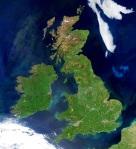 Map British Isles